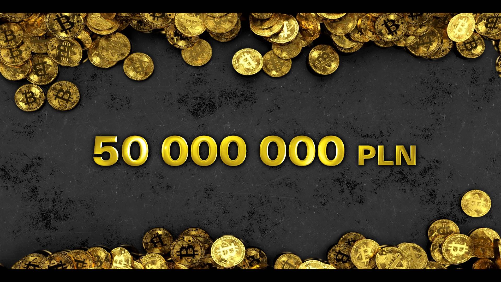 KryptoBot i 50 MLN złotych